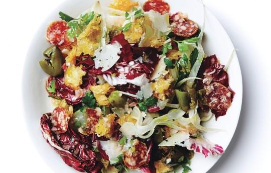 radicchio-fennel-and-olive-panzanella-940x600