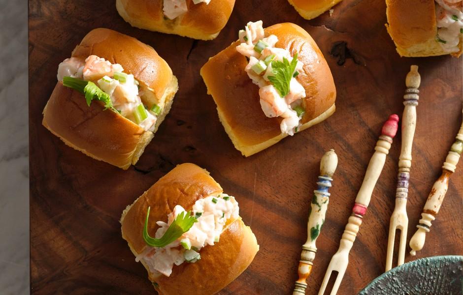 Mini Shrimp Rolls – Bon Appétit | Headlines